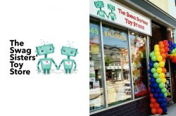 The Swag Sisters Toy Store