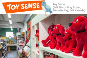 Toy Sense Toy Store Thunder Bay