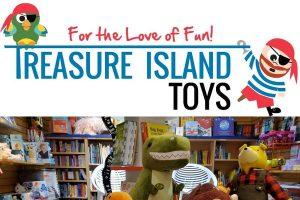 Treasure Island Toys Ltd