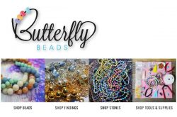 Butterfly Beads Store Toronto