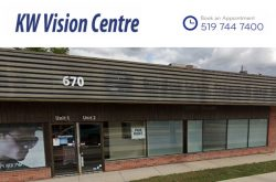 KW Vision Centre Kitchener