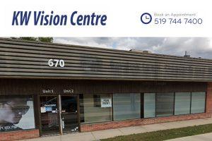 KW Vision Centre Kitchener