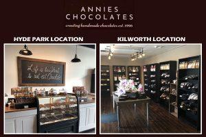 Annies Chocolates Hyde Park Kilworth