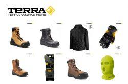 Terra Footwear Canada