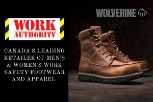 Wolverine Footwear Canada at Work Authority
