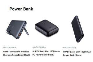 Aukey Canada Power Bank