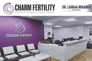 CHARM Fertility Dr Lamiaa Migahed