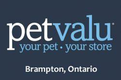 Pet Valu Brampton Ontario