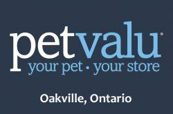 Pet Valu Oakville Ontario