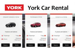 York Car Rental Toronto Airport